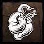 黒の心臓の画像