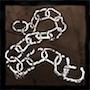 ボロボロの鎖の画像