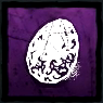 錆色の卵の画像