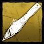幸運のナイフの画像