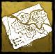 印をつけた地図の画像