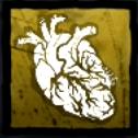 ゾンビの心臓の画像