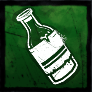タールのボトルの画像