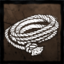 祈祷者のロープの画像