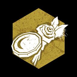 三日月の花束の画像