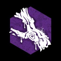 腐敗した樫の木の画像