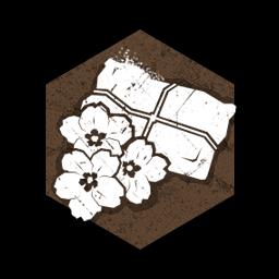 イチゲサクラソウの匂い袋の画像