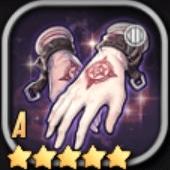 錬金術師の手袋Aのアイコン
