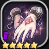錬金術師の手袋Bのアイコン