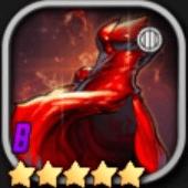 深紅のドレスBのアイコン