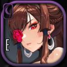 紅き刀花イブアイコン