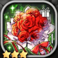薔薇の花束アイコン