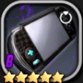 携帯ゲーム機Bのアイコン