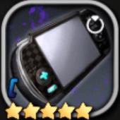 携帯ゲーム機Cのアイコン