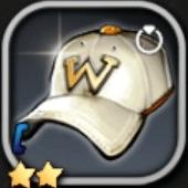 白組帽子Cのアイコン