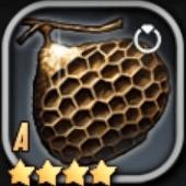 蜂の巣Aのアイコン