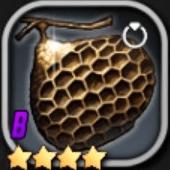 蜂の巣Bのアイコン