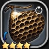 蜂の巣Cのアイコン