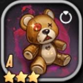 クマのぬいぐるみAのアイコン