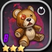 クマのぬいぐるみBのアイコン