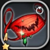 赤いマスクAのアイコン