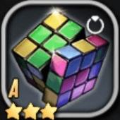 立方体パズルAのアイコン