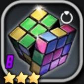 立方体パズルBのアイコン