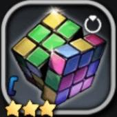 立方体パズルCのアイコン