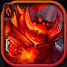怒りの炎龍アイコン