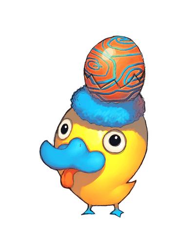 卵のキズナ開放前