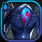 青いウォッチャーアイコン