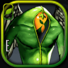 緑のウォッチャーアイコン