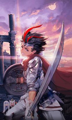 伝説の勇者の画像