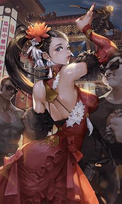 暗黒街の女主人の画像