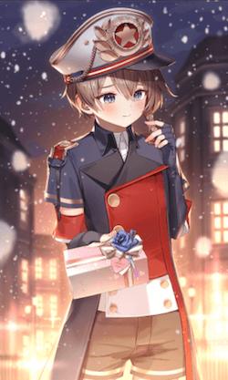 レオのプレゼントの画像