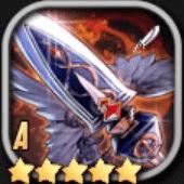騎士の突貫鋭槍Aのアイコン