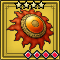 炎帝の大盾のアイコン