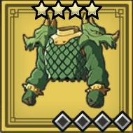 ドラゴンメイル上のアイコン