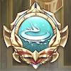 疾風の勲章アイコン