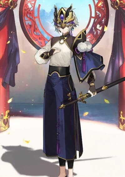 蘭陵王のアイキャッチ