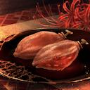 干し柿のアイコン