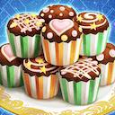 チョコカップケーキのアイコン