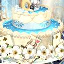 チョコレートケーキ・バニーホワイトのアイコン
