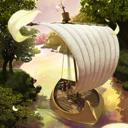 花の船出のアイコン