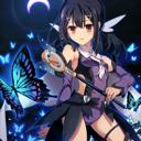 蒼玉の魔法少女のアイコン