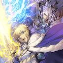 竜と竜の剣士のアイコン