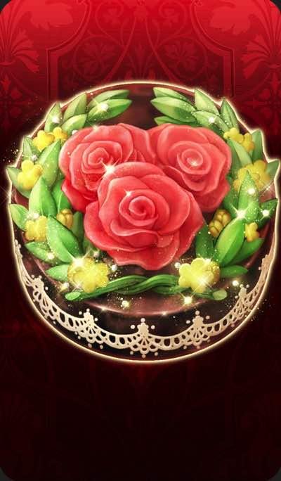 バレンタイン礼装のイラスト