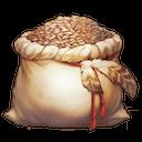怪しい麦袋のアイコン