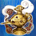 魔神のランプのアイコン