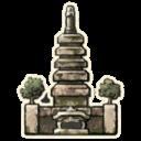 頼朝の墓のアイコン